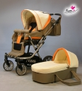 Nana Kinderwagen Brevia Easy Cross