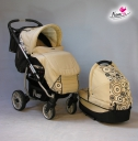 Nana Kinderwagen SPORTIVO Easy Cross